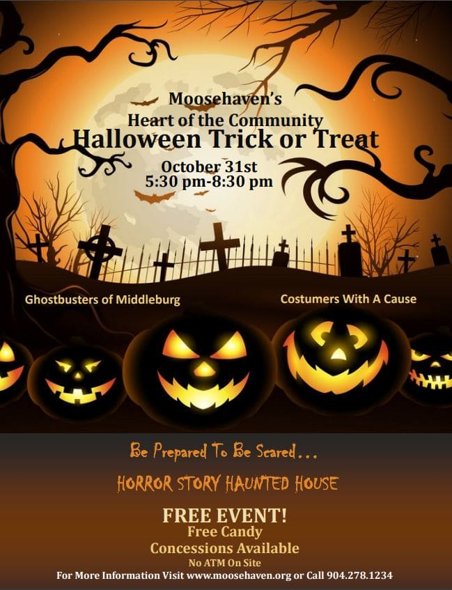 Moosehaven Halloween 2020 Moosehaven Halloween Trick or Treat 2019 | Kids Out and About